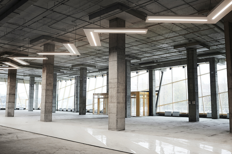 Payment for Office Tenant Improvements