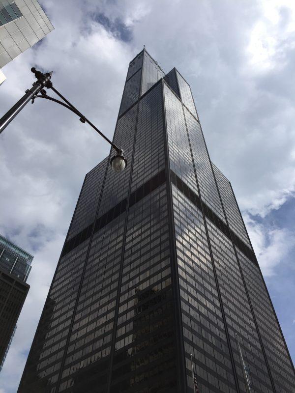Willis Tower Office Glut