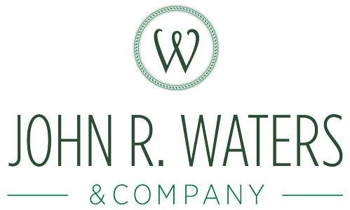 John R Waters logo
