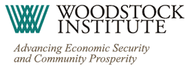 Woodstock Institute logo